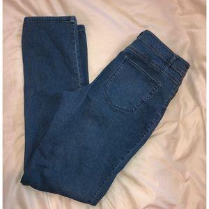 {J. Jill} Straight Leg Jeans